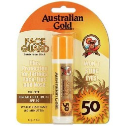 Australian Gold Face Guard Sunscreen Stick SPF50